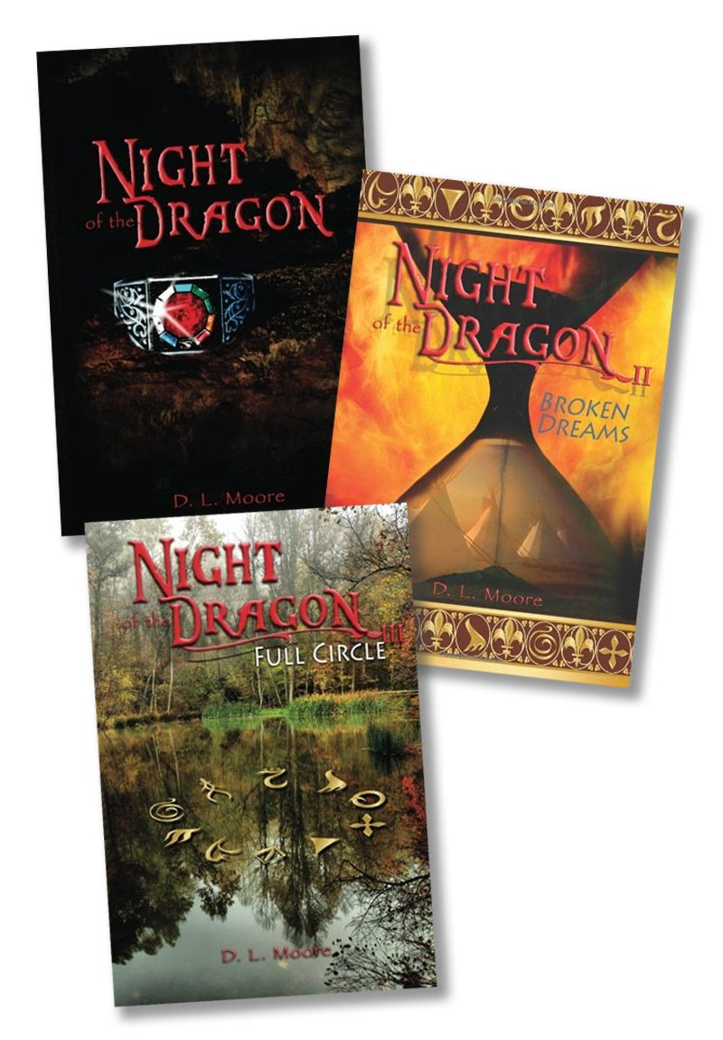 Night of the Dragon Trilogy